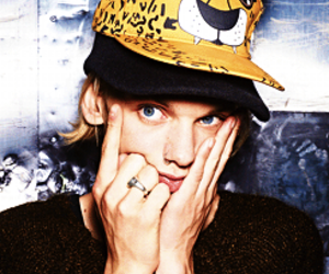 Jamie Campbell Bower, jace, and jamie image