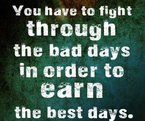 fight, motivational, and quote image