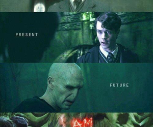 harry potter, lord voldemort, and voldemort image