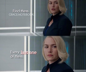 kate winslet, insurgent, and divergent image