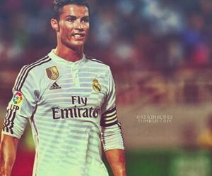 cristiano, real madrid, and Ronaldo image