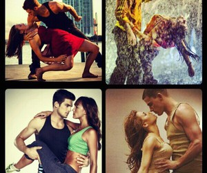 couples, dance, and movie image