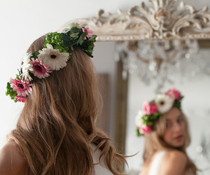 bridal, lovely, and cute image
