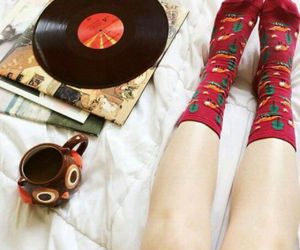 grunge, record, and hipster image