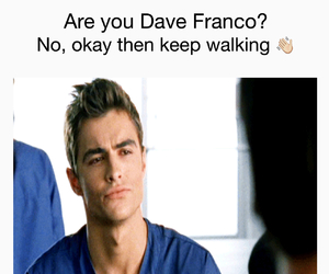 dave, franco, and sexy image