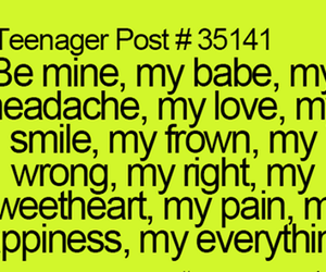 teenagerpost and love image