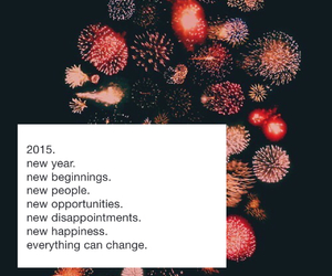 fireworks, future, and hope image