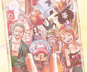 one piece, sanji, and franky image
