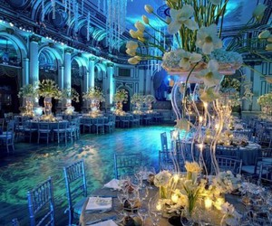 wedding and blue image