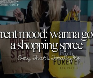 current, mood, and shopping image