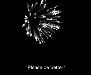 new year, better, and fireworks image