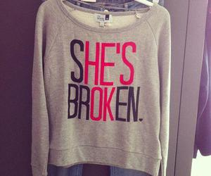 broken, her, and ok image