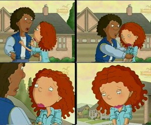 ginger, love, and as told by ginger image