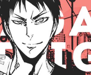 manga, kagami taiga, and knb image