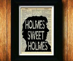 black, cadre, and holmes image