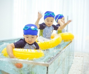 boys, manse, and triplets image