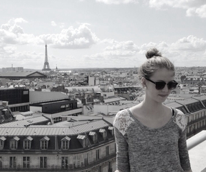 air, beautiful, and eiffel image