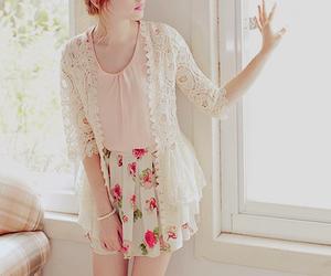fashion, cute, and kfashion image