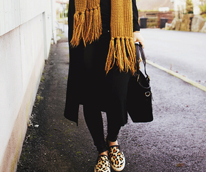 chic, cozy, and fashion image