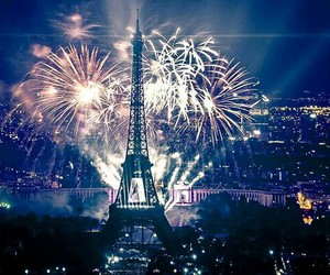 fireworks and paris image
