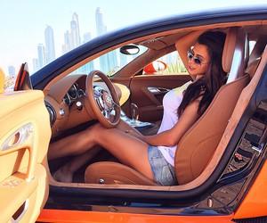 girl, luxury, and sexy image