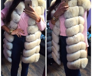 casual, rich, and fur image