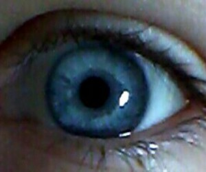 blue, eye, and no filter image