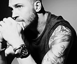 tom hardy, sexy, and Hot image