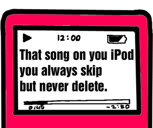 ipod, lol, and music image