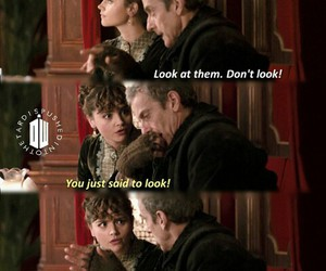 doctor who, funny, and jenna coleman image