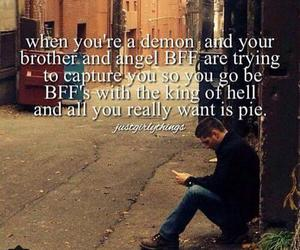 supernatural, dean, and funny image