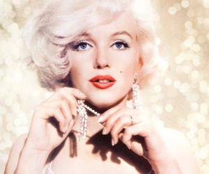 beauty, marilyn, and photography image