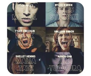 OMG, teen wolf, and holland roden image