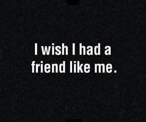 friends, quote, and wish image