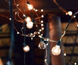 lights and christmas image