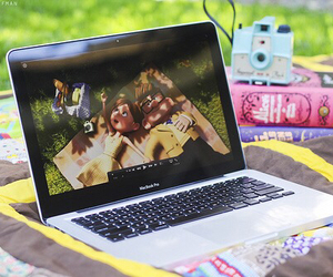 up, laptop, and movie image