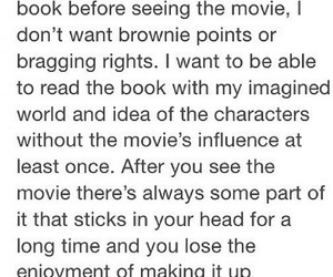 books, movies, and fandoms image
