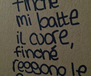 frase, italian, and love image
