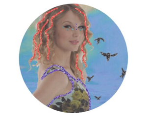 icon, Taylor Swift, and profile pic image