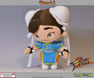 plush toy, video game, and street fighter image