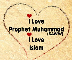 mohammed, muslims, and prophet image