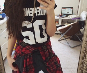 fashion, tumblr, and clothes image