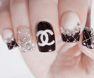 fashion, nail, and nifty image