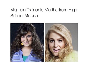 funny, meghan trainor, and lol image