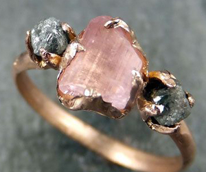ring, pink, and grey image