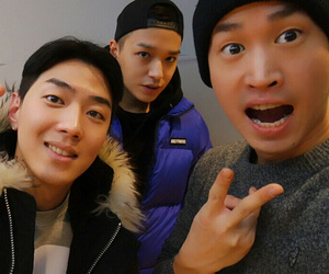 tablo, simon d, and aomg image
