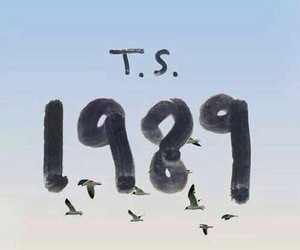 1989, Taylor Swift, and t.s. image
