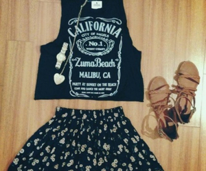 california, style, and cute image