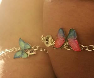 accessory, bracelet, and bff image