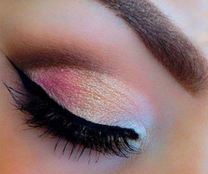 makeup, make up, and eyeshadow image